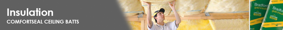Insulation - Comfortseal Ceiling Batts